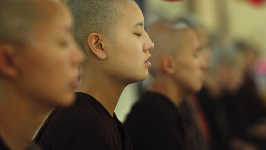 Deep Breathing Meditation