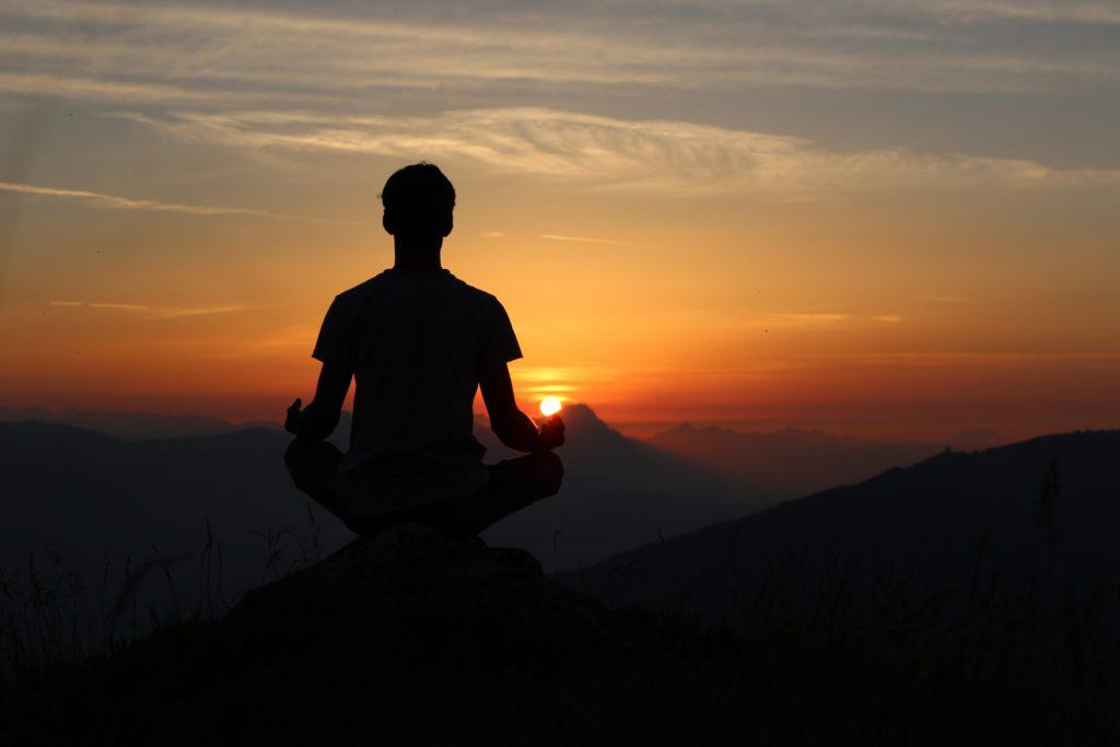 Meditation for depression