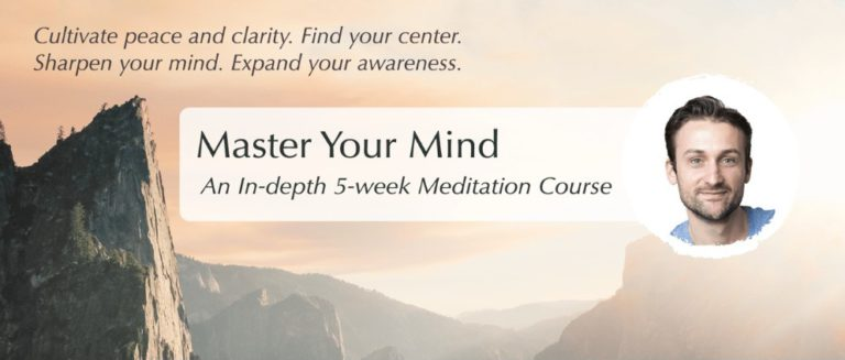 Master Your Mind – Beginner's Course : Review