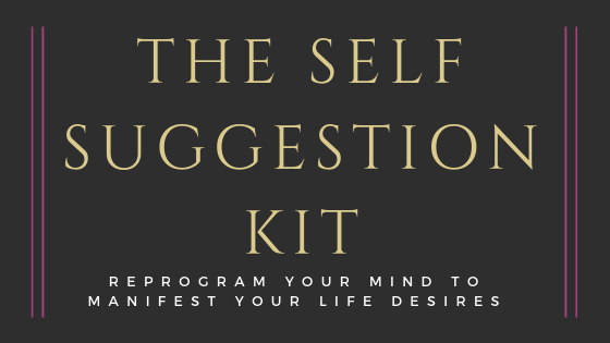 Self Suggestion Kit Review – A Powerful Tool For Self Transformation