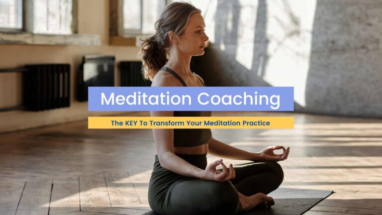 How An Online Meditation Coach Can Transform Your Meditation Practice