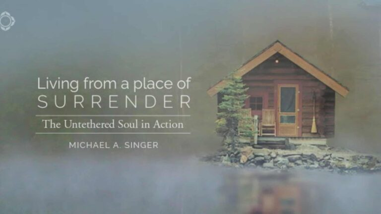 Read more about the article Living From a Place of Surrender – Course Review