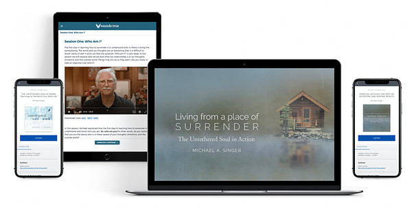 Living From a Place of Surrender - Course Overview